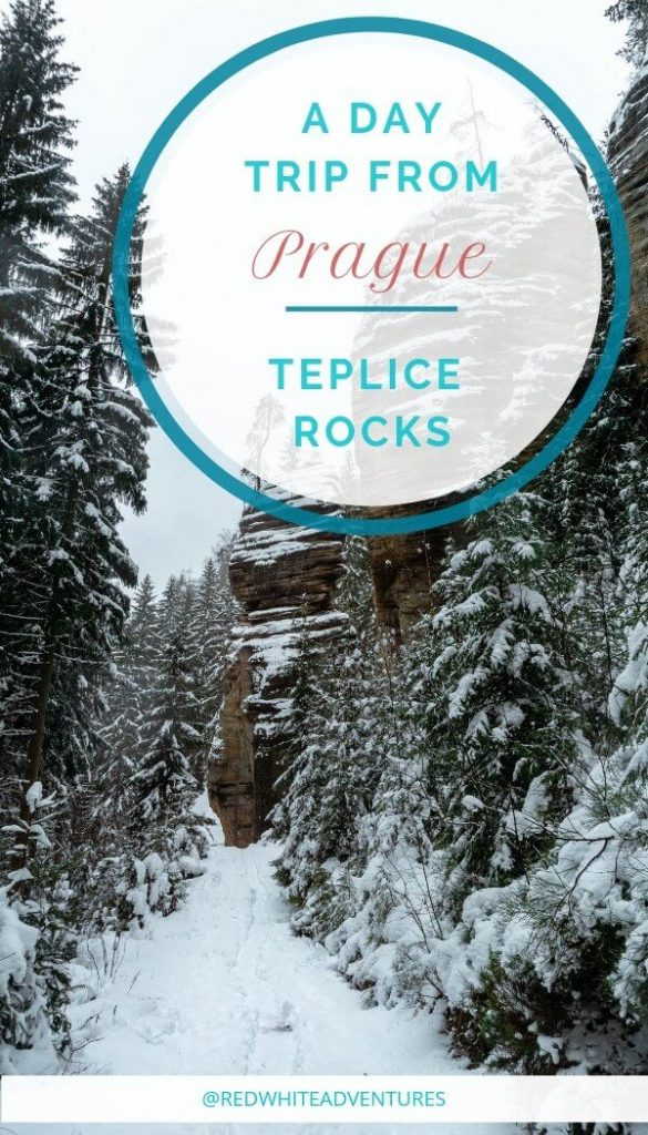 Teplice Rocks | Red White Adventures