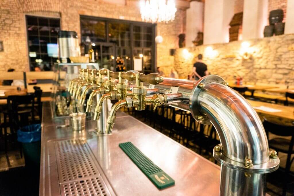 If you're in Prague you need to visit Počernický brewery! Here's why...