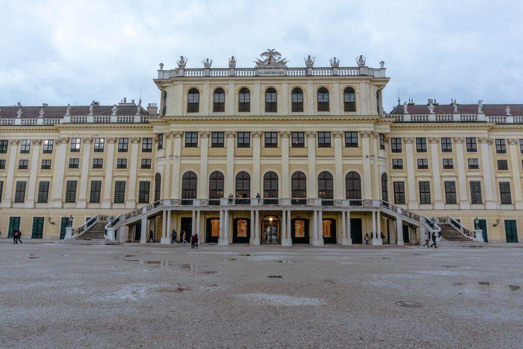 Schönbrunn Palace | Red White Adventures