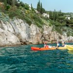 Which company is the best for sea kayaking in Dubrovnik, Croatia?