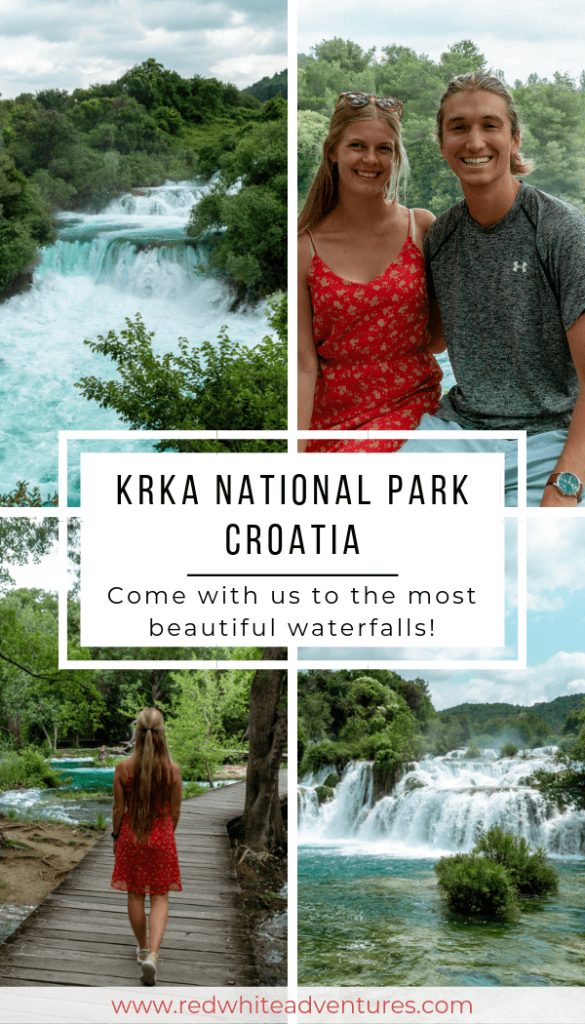 A day trip to Krka National Park in Croatia.