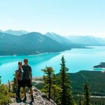Adventurous day hike in Alberta – Vision Quest