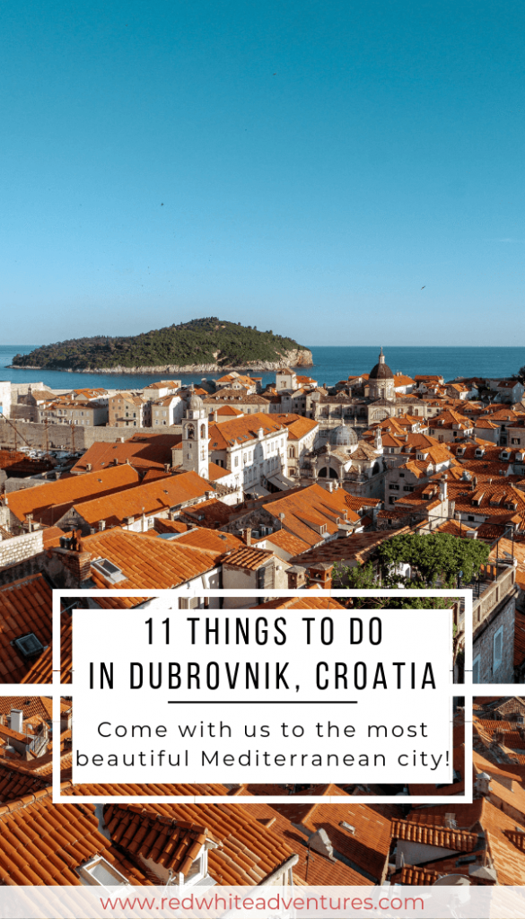 The best things to do in Dubrovnik on a budget.
