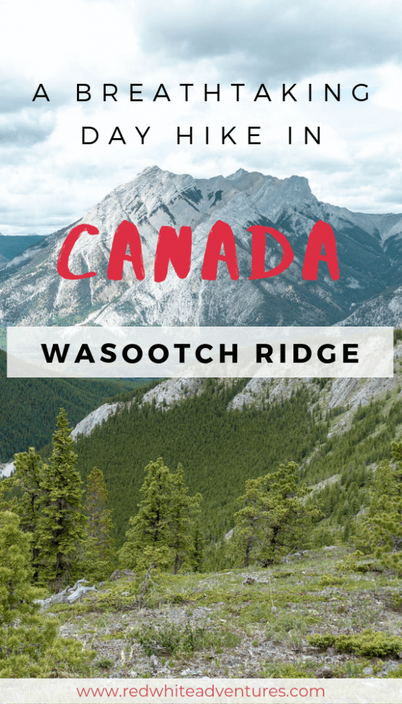 Come and explore Wasootch Ridge