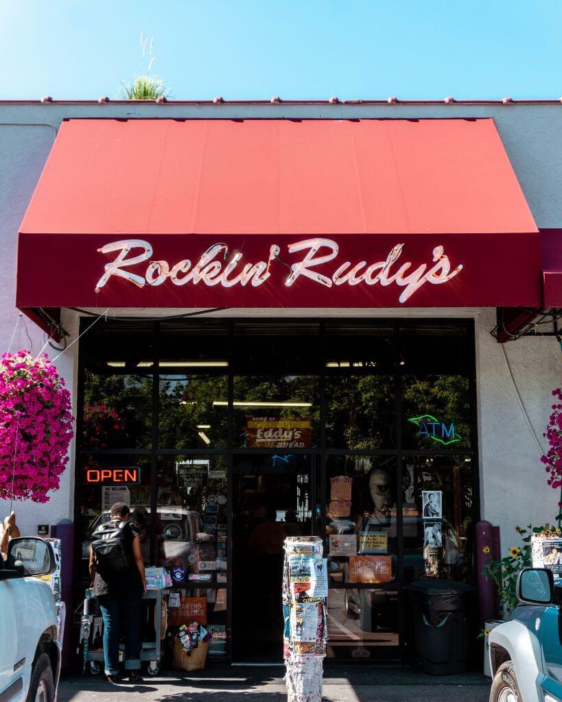 Rockin Rudy's in Missoula, Montana.