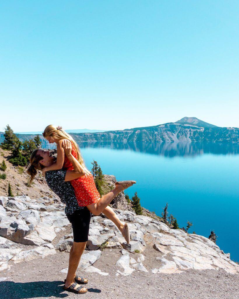 Garfield Peak in Oregon.