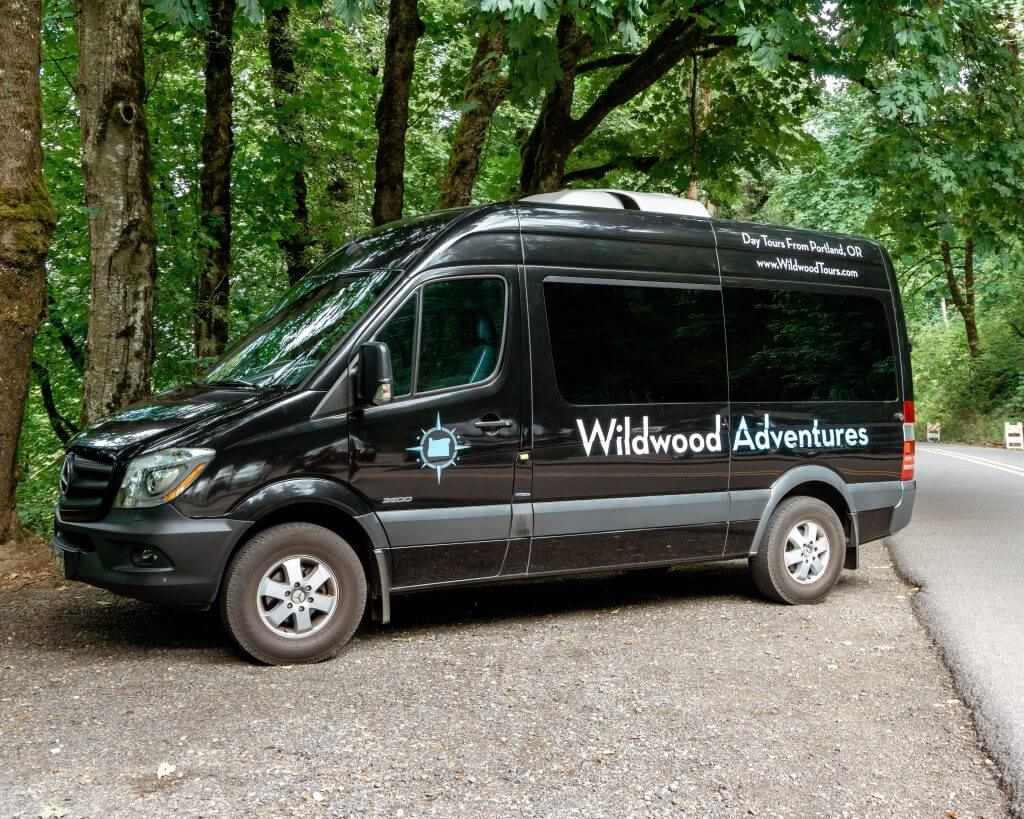 Wildwood Adventure Van.