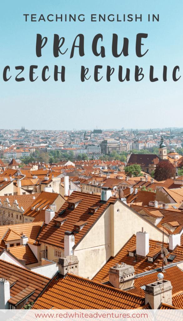 Living in Prague, Pinterest!