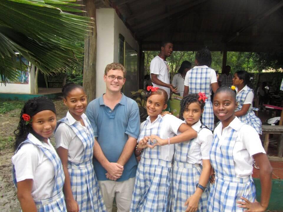 Teaching English in Columbia