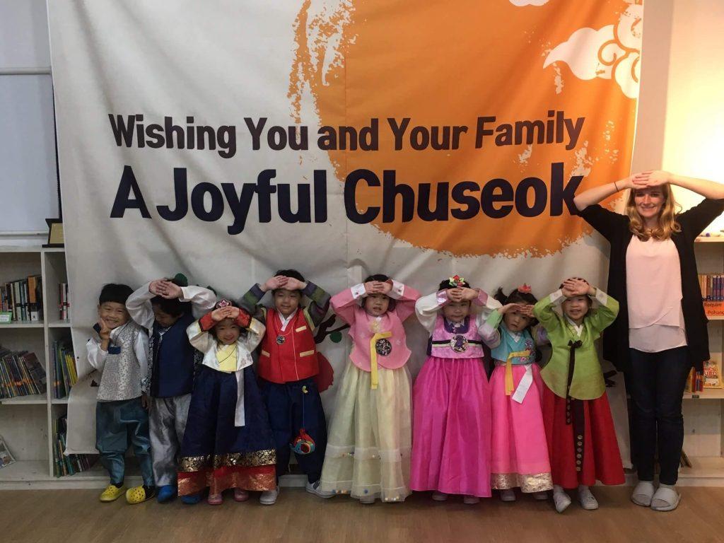 Teaching english in South Korea