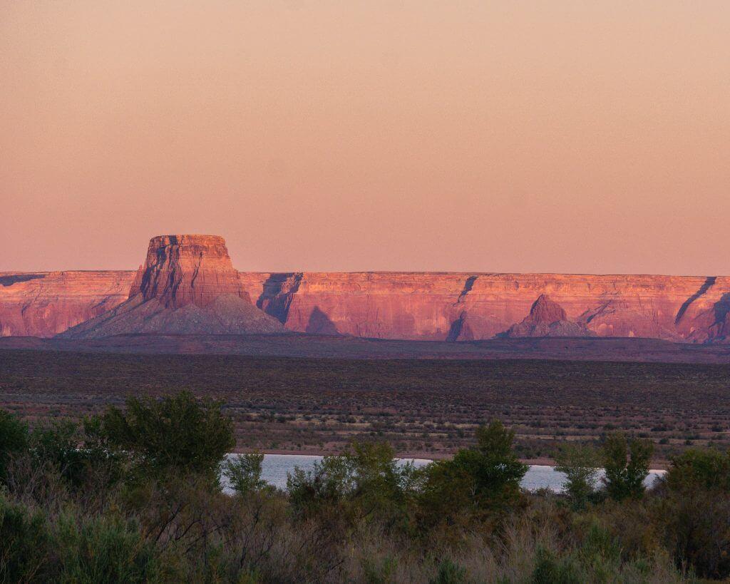 Views from Page, Arizona.