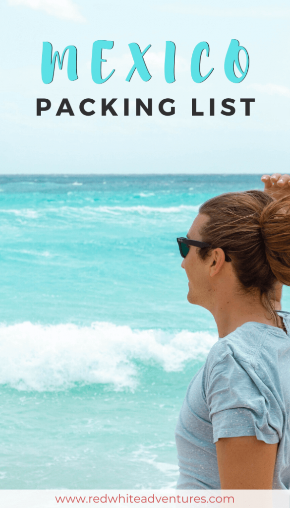 We have the perfect packing list for Mexico here.