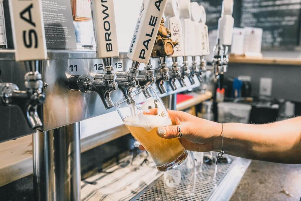 Troubled Monk Brewery is one of many fun activities to do near me
