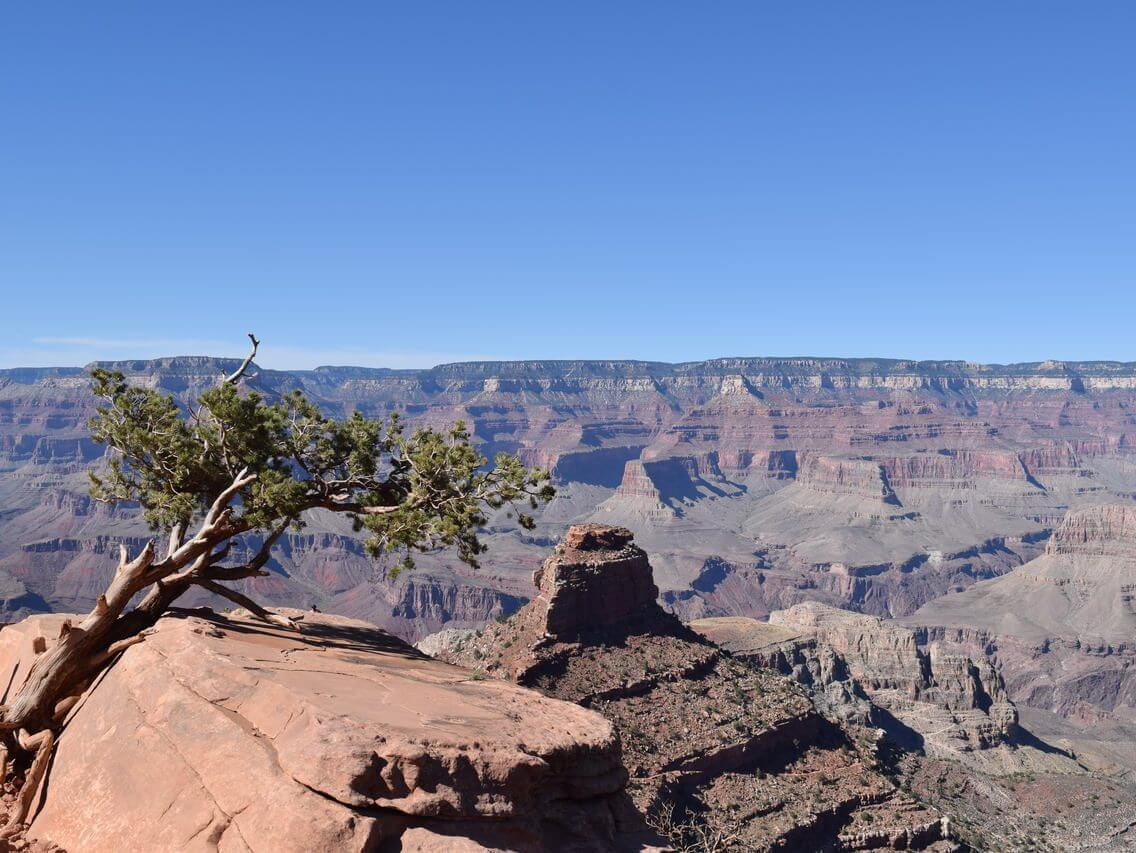 Photo from the South Kaibab Trail