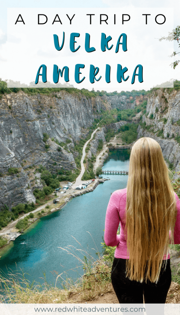 Pin for Velka Amerika. A day trip from Prague.