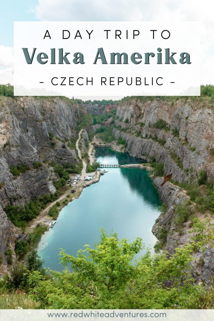 Picture of Velka Amerika turned into a Pin for Pinterest.