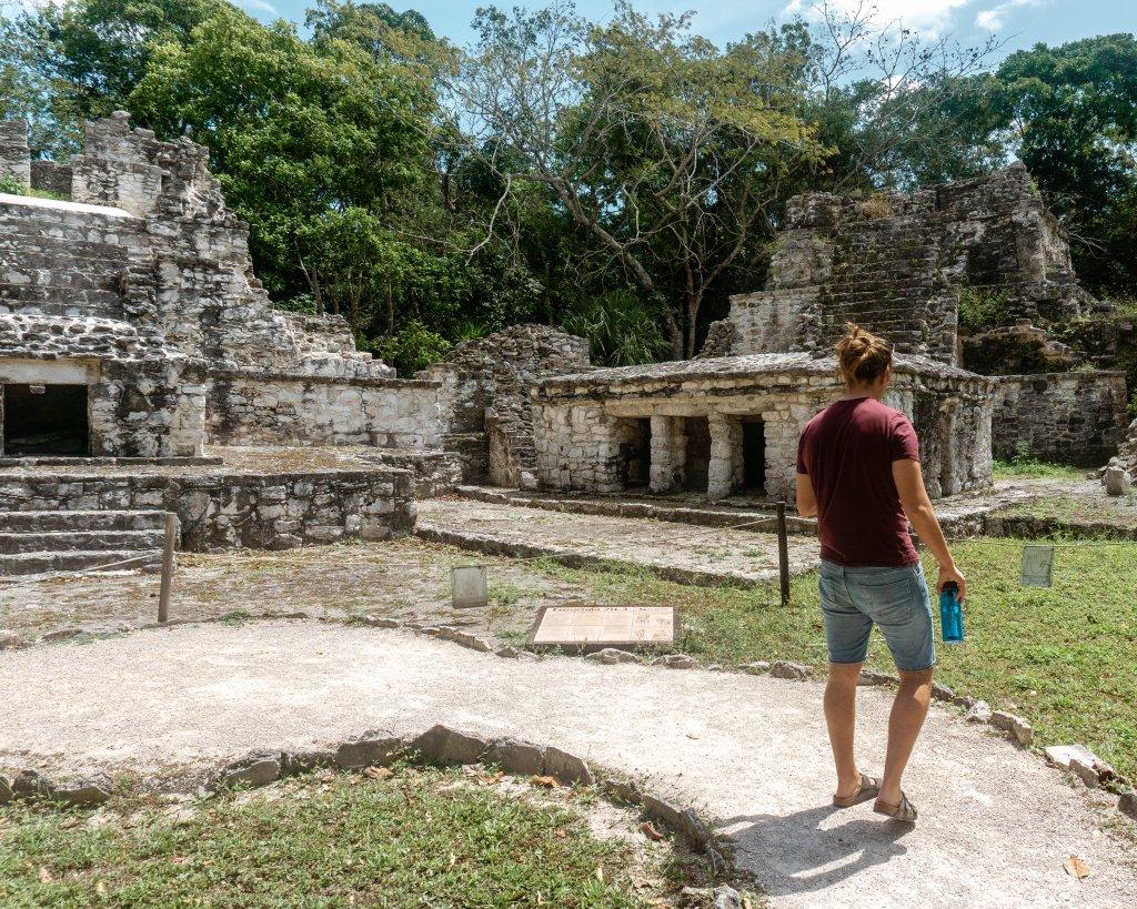 Sian Ka'an tour in Mexico.