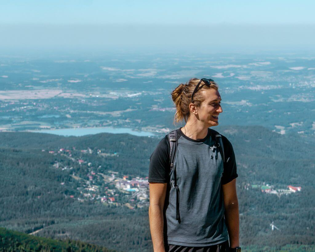 Dom with a view of Poland!