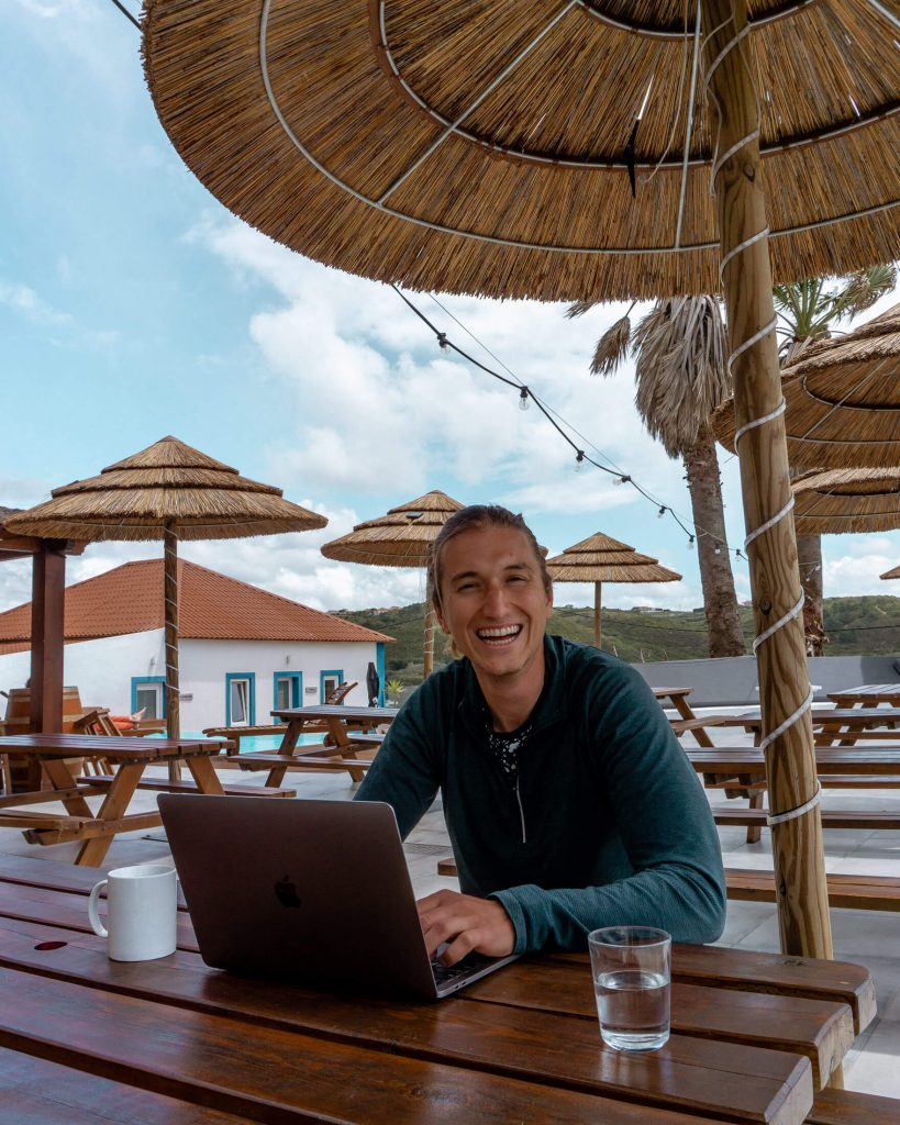 Dom coworking at LaPoint Ericeira.
