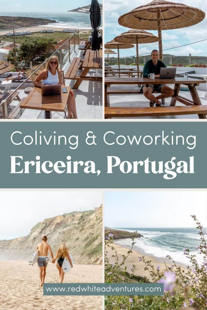 Pin for Pintetedt of Coliving and coworking at LaPoint Ericeira.