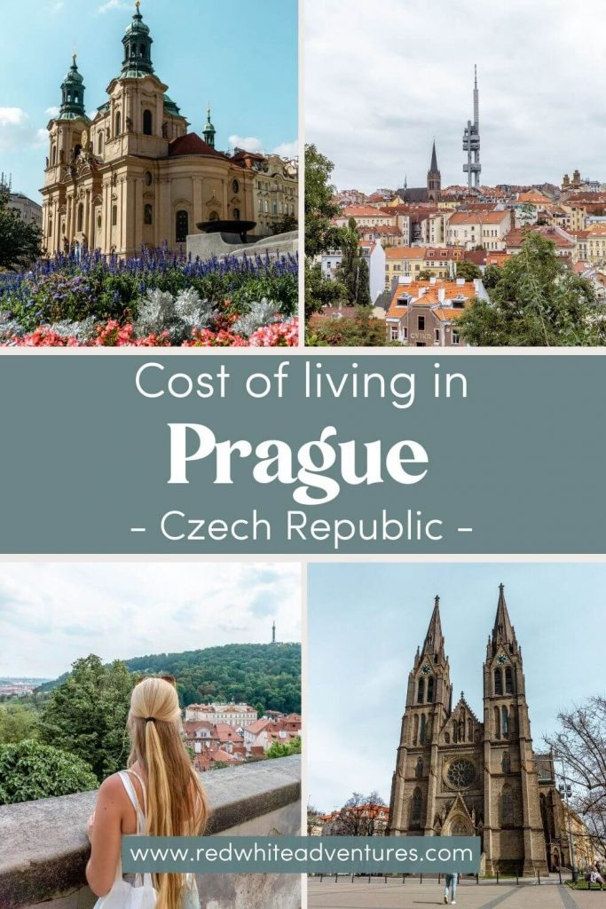 Pin for Pinterest of moving to Prague.