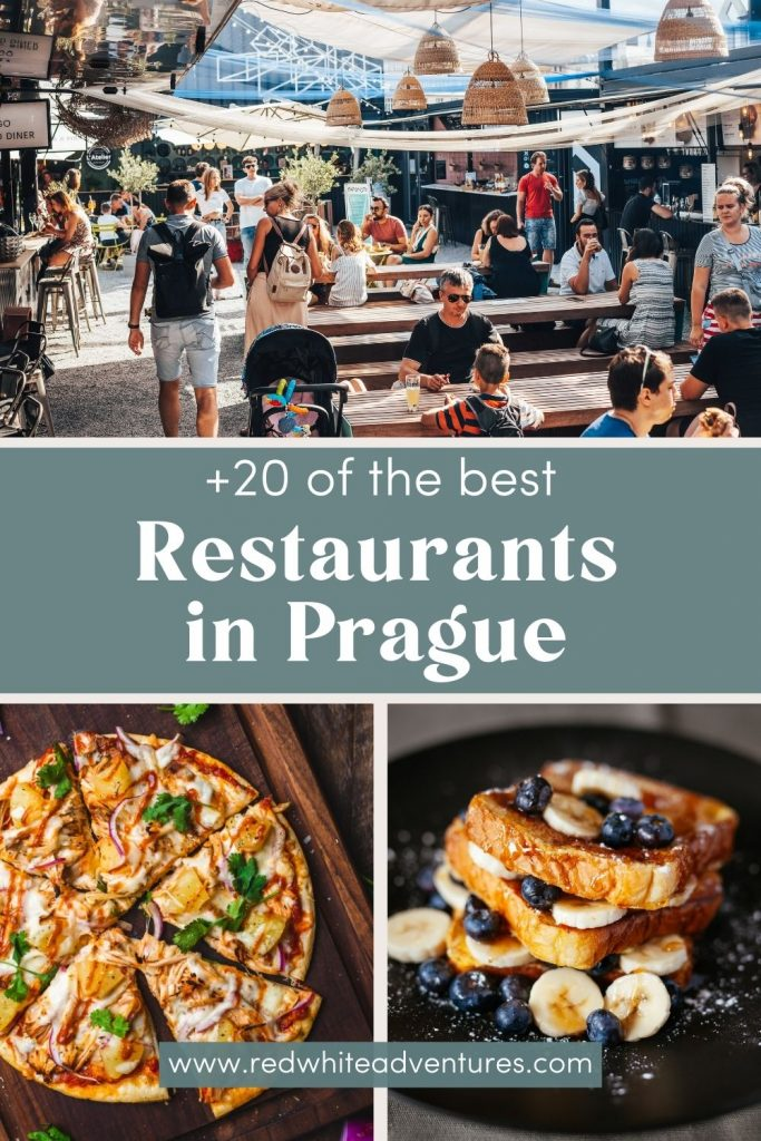 Pin for the best food places in Prague