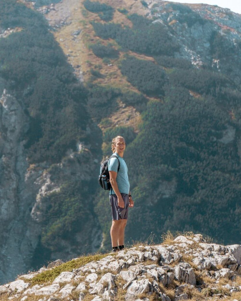 Dom hiking near Bansko