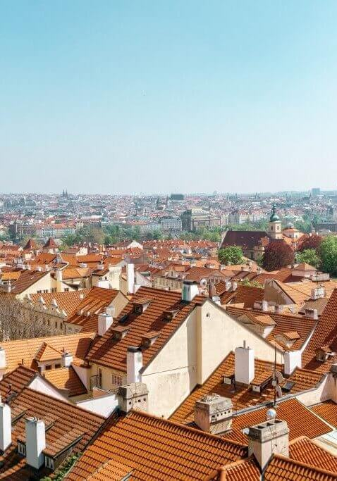 Teach English in Prague and enjoy views like this one every day