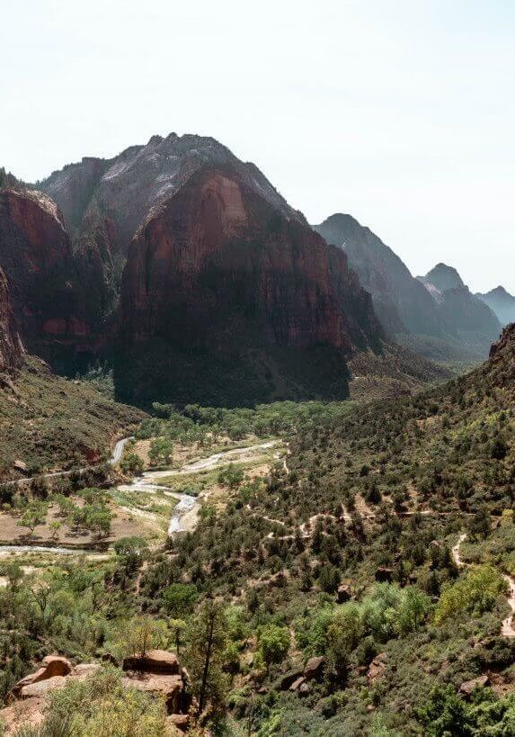 There are so many hikes in Zion National Park but Scouts Lookout is by far one of the best